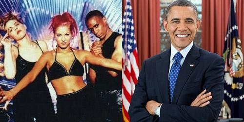 Mr. President, meet Mr. President.