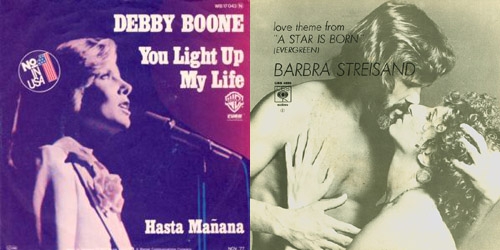 "Shining a ""Light"" on two pretty ballads."