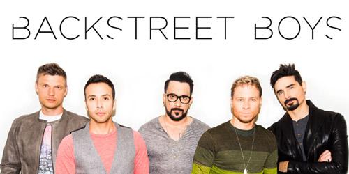 Lyrics of the one backstreet boys