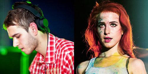 Paramore or less a hit.