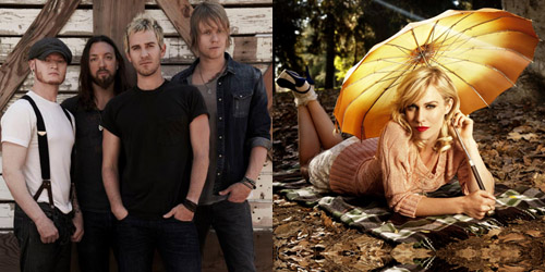 Lifehouse and Natasha Bedingfield