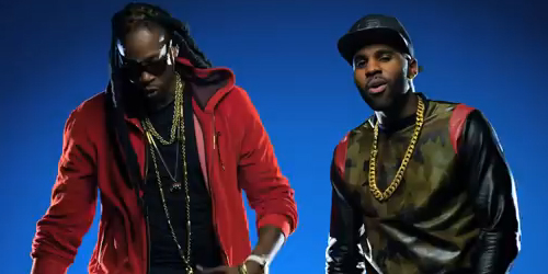Jason Derulo and 2 Chainz