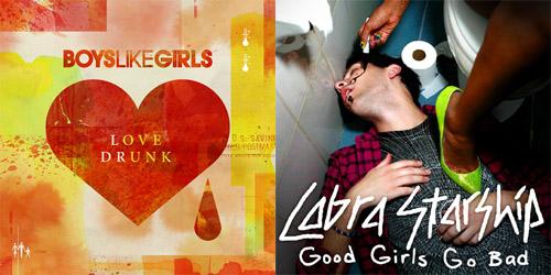Girls, girls, girls...