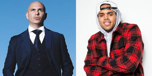 Pitbull featuring Chris Brown
