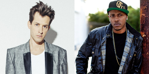 Mark Ronson and Mystikal