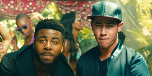 Sage The Gemini and Nick Jonas