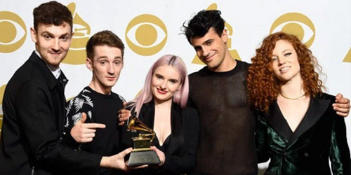 Clean Bandit and Jess Glynne