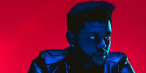 Hymn for The Weeknd.